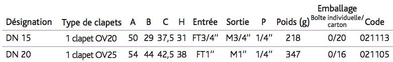 Modèles coudés Option 2 purgeurs collés 1_4 et 2 bouchons laiton