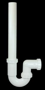 Siphon orientable pour Ø40