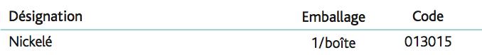 Siphon réglable en hauteur 1''1_2 Laiton