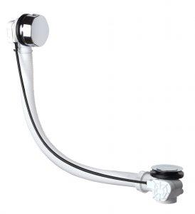 Vidage de baignoire à câble sans siphon