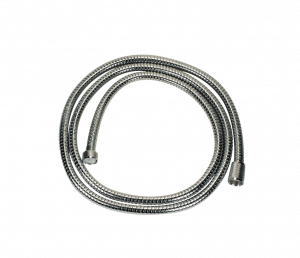 Flexible double agrafage chromé